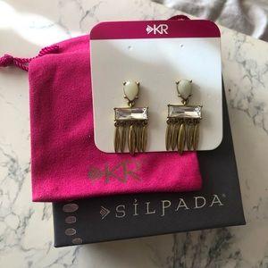 Silpada KR Earrings
